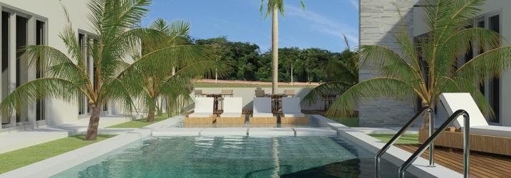 décoration piscine