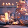 Décoration bougies Noel