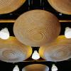 Luminaire en bois
