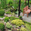 terrace jardin pot