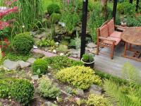 terrace jardin pot