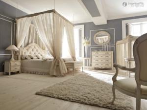 Décorez une chambre romantique