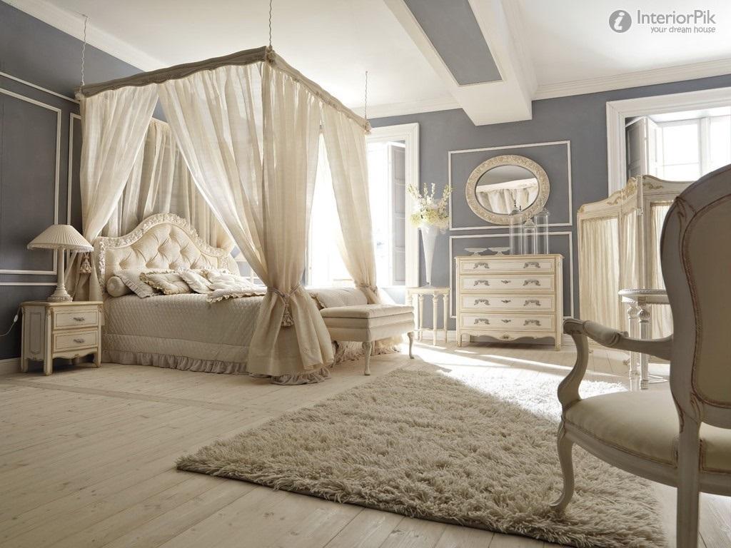 pour une décoration de chambre romantique - déco facile