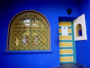 bleu majorelle maroc marrakech