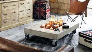 blog decoration tablebasse